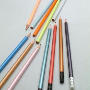 คินสอเขียนทั่วไป(เคลือบสี)